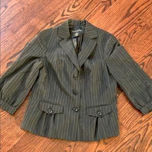 Jackets & Blazers - Banana Republic 3/4 Sleeve Blazer